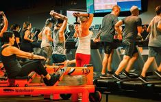 OTF Fresno family we want to know what your favorite part of your workout is and what your favorite area of improvement is? During your 1 hour workout you will work various components utilizing the tread to escalate your heart rate for a stronger healthier heart, the water rower which is a low impact means to get a total body workout, and the weight floor where you can see dumbbell work, TRX, Bosu Ball, Ab Dollys etc. What is your favorite exercise? We want to know! #fitnessaddict&nb 1 Hour Workout, Bosu Ball, Trx, Total Body, Heart Rate, Floor, Exercise, How To Plan, Water