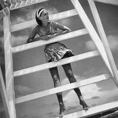 1939. Marineland Florida. Photo Toni Frissell (B1907-D1988)