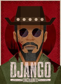 'Django Unchained' Movie Posters