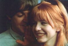 """""""I love Paul. I love him deeply, and he feels the same. I don't think either of us has looked at anyone else since we first met...I want to get married probably this year and have lots and lots of babies. I certainly would be surprised indeed if I married anyone but Paul.""""-Jane Asher"""