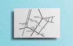 Leaflet Design, Map Design, Flyer Design, Graphic Design, City Branding, Industrial Wedding Venues, Map Projects, Web Patterns, Typographic Poster