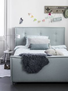 Coming Kids Sun Bed Mint - 90 x 200 cm Bedding Master Bedroom, Bedroom Red, Girls Bedroom, Queen Bedding, Baby Girl Bedding Sets, Diy Bett, Rustic Bedding, Bedding Decor, Unique Bedding