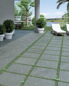 We love #Summer! DOCK 20MM. #outdoors #floor #tiles