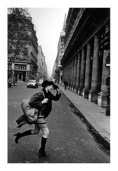 Isabelle Adjani, Comédie Française, Paris, Avril 1977