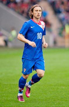 Luka Modric - Croatia.