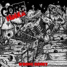 brutalgera: GoreМыка - Wrong Honey (EP) (2015), Deathgrind