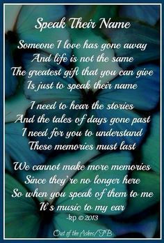 I collect poems and verses about grief and loss in a comfort book. Many I see are too sappy and sentimental. This one rings of truth. Quotes Loyalty, Me Quotes, Loss Quotes, Hurt Quotes, People Quotes, Tio Jesse, Missing My Son, Be My Hero, Miss You Dad