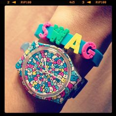 It's SWAG Time by Swatch