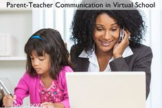 Parent-Teacher Communication in Virtual School