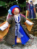 Medieval Turkish Doll by MorganDonner