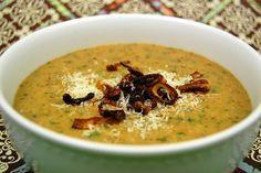 Barefoot Contessa's Roasted Potato Leek Soup