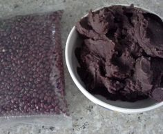 Recipe Red Bean Paste (Anko) by nekomiao - Recipe of category Sauces, dips