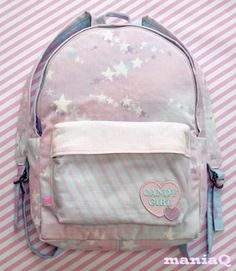 ☆ Maniaq backpack ☆