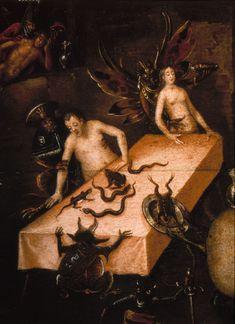 Hieronymus Bosch, Hell -