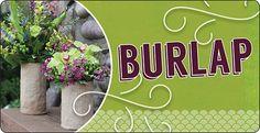 Burlap - Syndicate Sales, Inc.