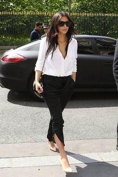 Kim Kardashian - Style Evolution