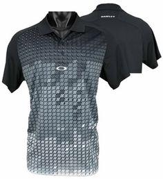 Oakley Digit Golf Shirts - ON SALE!