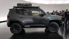 Easter Jeep Safari Moab 2018 Jeep Concepts Renegade B Ute