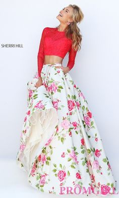 83dc0d9f4ea Sherri Hill Prom Dresses and Pageant Gowns - PromGirl - PromGirl