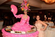 "We must do everything Just. Like. Paige. Screaming Queens ""live"" dessert tables at a Bat Mitzvah."