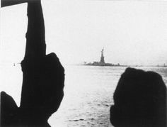For my uncle and many other POW's seeing the statute of liberty as he entered the harbor was a highlight. Pic from Stalag Luft III website.