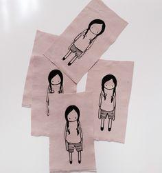 Little Pip doll by nakedlunge.bigcartel.com