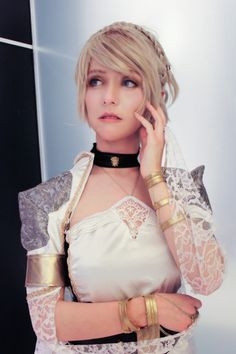 Ne Kingsglaive Final Fantasy Xv 15 Luna Cosplay Shoes Nox Fleur