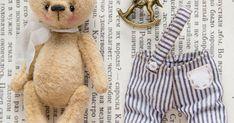 Teddy bears, teddy bear patters, мишки тедди, выкройки тедди