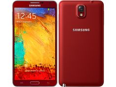 Rose Gold colored Samsung galaxy Note 3 HD Pic