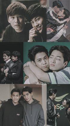 Wallpaper Perth, Thailand Wallpaper, Boys Wallpaper, Boyfriend Photos, Cute Gay Couples, Thai Drama, Cute Actors, Pretty Boys, Cute Boys