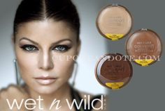 Wet n Wild Color Icon Bronzer -fergie looks pretty here :)