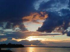 Sonnenuntergang Abendstimmung