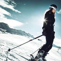 Slalom chic | Le Figaro Madame