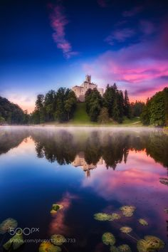 ...trakoscan castle XIX... by roblfc1892. Please Like http://fb.me/go4photos and Follow @go4fotos Thank You. :-)