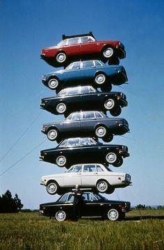 Volvo stack