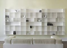 Panorama Contemporary Wall Unit | Modern Furniture | Temahome