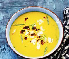 Tämä keitto on pöydän ja mielen ilopilleri, joka on kaiken lisäksi terveellinen ja taivaallisen maukas.