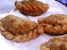 Receta Empanadas De Cajeta
