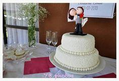 torta matrimonio civil - Buscar con Google