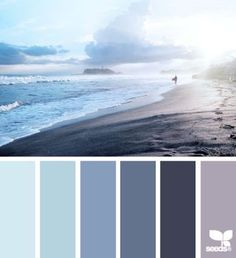 color horizon | design seeds | Bloglovin