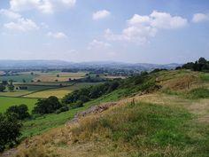 Lyth Hill in Shropshire