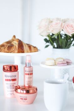 |My Review of the new Kerastase Discipline products. | monikahibbs.com