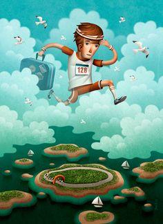 Runner's World Feature