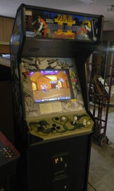 """Résultat de recherche d'images pour """"arcade cabinet double dragon 2"""""""