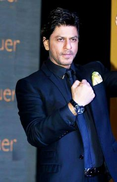Shah Rukh Khan for Tag Heuer