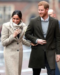 Meghan Markle and Prince Harry look so in love at their second event since getting engaged. They literally can't stop holding hands.  Link in bio to see more pics. #princeharry #meghanmarkle via MARIE CLAIRE MAGAZINE official Instagram - #Beauty and #Fashion Inspiration - Beautiful #Dresses and #Shoes - Celebrities and Pop Culture - Latest Sales and Style News - Designer Handbags and Accessories - International Advertising Campaigns - Gifts and Bargain #Shopping Guide - Famous Luxury Brands…