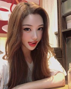 ( *`ω´) If you don't like what you see❤, please be kind and just move along. Beautiful Models, Most Beautiful Women, Girls Lips, Japan Girl, Asia Girl, Cute Asian Girls, Ulzzang Girl, Woman Face, True Beauty