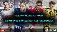 Yıllardan beri süre gelen FIFA serisinin en son çıkan sürümü olan FIFA 2017 EA Sports tarafından 29 Eylül 2016 tarihinde yayımlandı. Birçok farklı modu ve en son güncel kadroları içinde barındıran FİFA 2017 eşsiz bir oyun keyfini sunmaktadır.