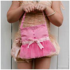 Giggle Me Pink - Ballet Tutu Handbag Building For Kids, Ballet Tutu, Purses And Bags, Little Girls, Pink, Canada, Style, Fashion, Swag