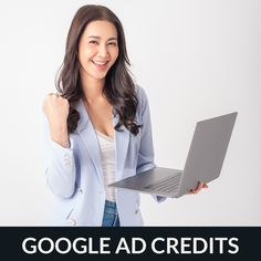 Ad credits for Google Ads Small and Medium-sized Businesses! If you are an advertiser with Google Ads, you may be eligible for credits. The main eligibility requirement within that subset of advertisers is they must have spent on Google Ads: 10 out of the last 12 months in 2019 and in January and/or February of this year. If you hadn't spent anything in 2020, you would be ineligible. Brand-new accounts as of 2020 will not be eligible. Ad credits will be on a rolling basis starting in May… Search Engine Marketing, Google Ads, 12 Months, February, Brand New, Medium, Coat, Fashion, Moda